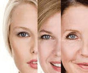 علت چین و چروک پوست صورت و درمان آن